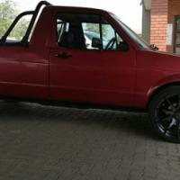 1985 VW caddy bakkie