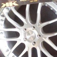 Exclusive 20' Breytling Rims 5/120 Pcd available at Kustom Kings