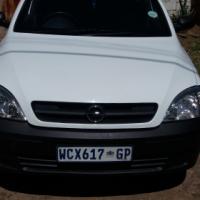 Opel Corsa Bakkie 1.4 2007