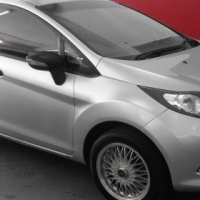 Tested and Certified 2010 Ford Fiesta 1.4 Ambiente Manual
