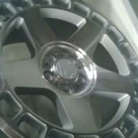 "17"" Fifteen 52 new wheels 5/100 pcd"