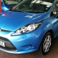 2010 Ford Fiesta 1.4 Ambiente ONLY 94000km's,Full  Service History,Powersteering
