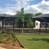 Car STAND to let, ZAMBEZI Drive Unit 15 Full Rights paved