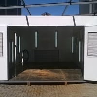 SPRAY BOOTHS - Furniture /Equipment - Oct 17 special ; 35% deposit / Balance over 5 equal 30 day EFT