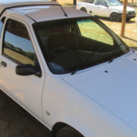 2010 Ford Bantam 1.3 with canopy