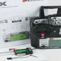 Bait boat spares: New i6X  2.4ghz radio and receiver