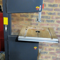Woodcutting Band Saw with Stand