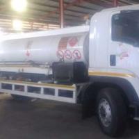 Isuzu 850 - Diesel Tanker