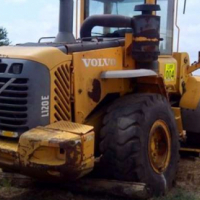 Volvo L120 E Front End Loader(stripping for parts)