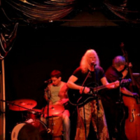 Myddle Earth & Bill Knight play at 'The Muizenberg Festival'.