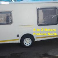 For Sale 2007 Gypsey Romany Caravan
