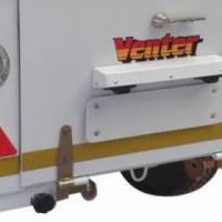 Venter Voyager 13''6' Steel rack, Steel rack, Venter trailer, Voyager trailer, Luggage trailer