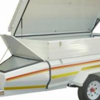 Venter moonbuggy Super, Moonbuggy, Venter trailer, Double axle trailer, Super trailer,
