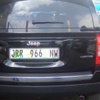Jeep Patron 2,4  2012