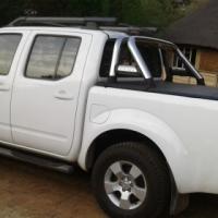 2012 nissan navara 2.5 SE 4x4 double cab