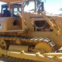 D4E Bulldozer