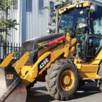 TLBs Caterpillar 428E 4x4 TLB
