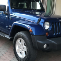 2010 Jeep Wrangler Sahara 3.8 Auto,Hard and soft top,Immaculate,pristine condition,a must see