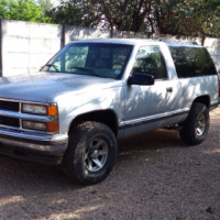 1996 Chevrolet Tahoe 5.7 L,