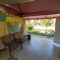 Private Luxury Caravan Stand in Holiday Resort in Bela Bela