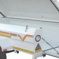 Venter Voyager13''6', Venter trailer, Luggage trailer, Voyager trailer, Trailer, Leisure trailer
