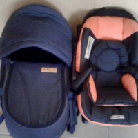 Carry cot & Car Seat