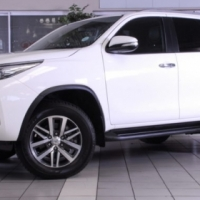 TOYOTA FORTUNER 2.8 GD-6 R/B A/T