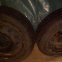 Tyres 165/60R14 x 2 for sale