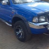 2004 Ford Ranger 4.0 V6 XLE Supercab 4x4
