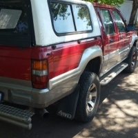 Strong Colt Mitsubishi Rodeo 4x4 bakkie For sale