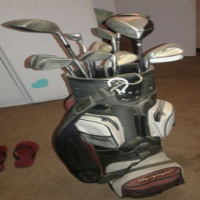 Golf Set Left Handed