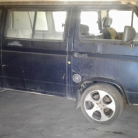 Selling a Microbus 2.3. 2001 Model.