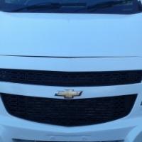 Chevrolet bakkie intinity 2013