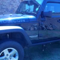 Jeep Wrangler Unltd. 3.8RUBICON