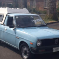 Nissan 1400 with finance options