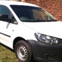 Call Haroon on 2013 Vw Caddy 1.6 Panelvan