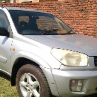 Call Haroon on 2001 Toyota Rav 4