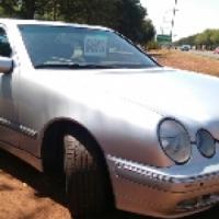 Call Haroon on 2001 Mercedes Benz E240 Auto