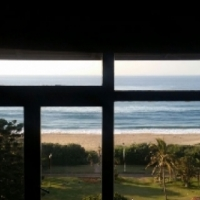 Flat with nice view for sale in Amanzimtoti