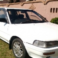 Call Haroon on 2000 Toyota Tazz 130