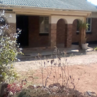 Newly painted/renovated three bedroom house for sale with a flatlet