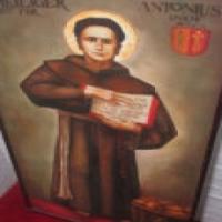 Large catholic paintings