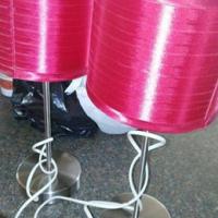2 rooi bedlampies