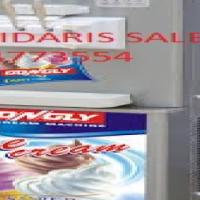 SOFT SERVED 2 Flavour + Mix ICE CREAM MACHINE B/N
