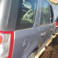 Land Rover Freelander 2 Quarter Glass