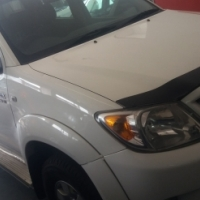 2006 Toyota Hilux Raider 2.7 VVT-i Double Cab, 89000Km with Canopy