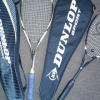Dunlop Sport Squash Rackets