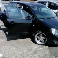 2010 model polo vivo1,6