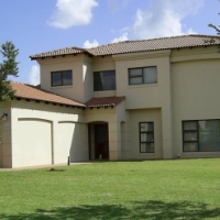 In a Secure Estate with Golf, Equestrian and Boating facilities at Hartbeespoort Dam