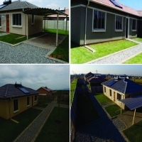 Sky city affordable homes